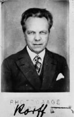 Herrmann August Korff, Universitätsarchiv Leipzig, UAL N01999