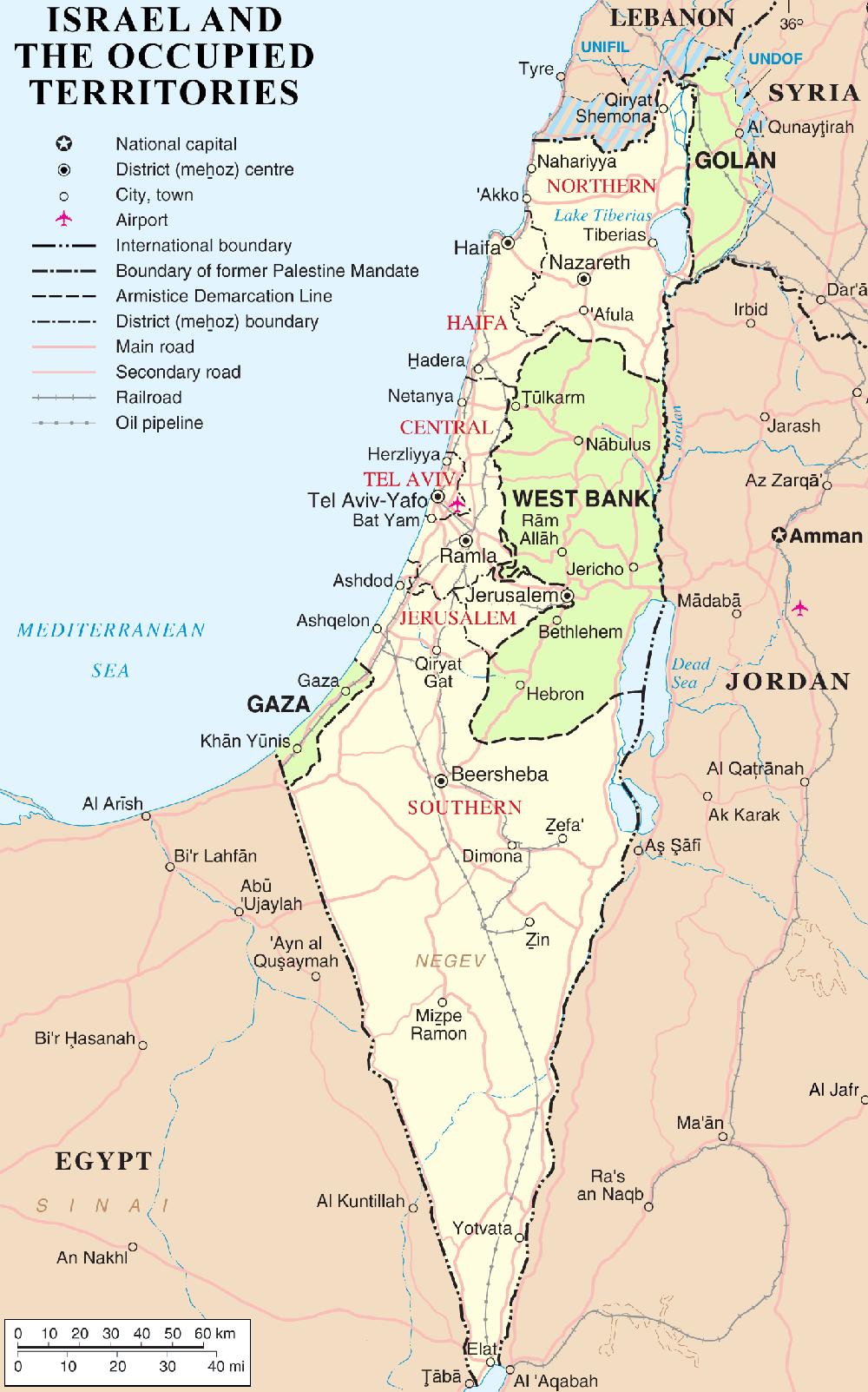 Libanon In Den Jahren 1973 1974