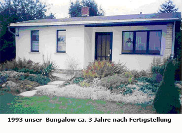 bau eines bungalows im letzten jahr vor der wende in der ddr. Black Bedroom Furniture Sets. Home Design Ideas