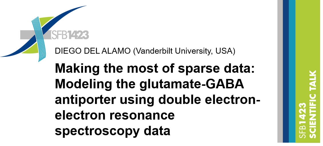 Scientific Talk – Making the most of sparse data