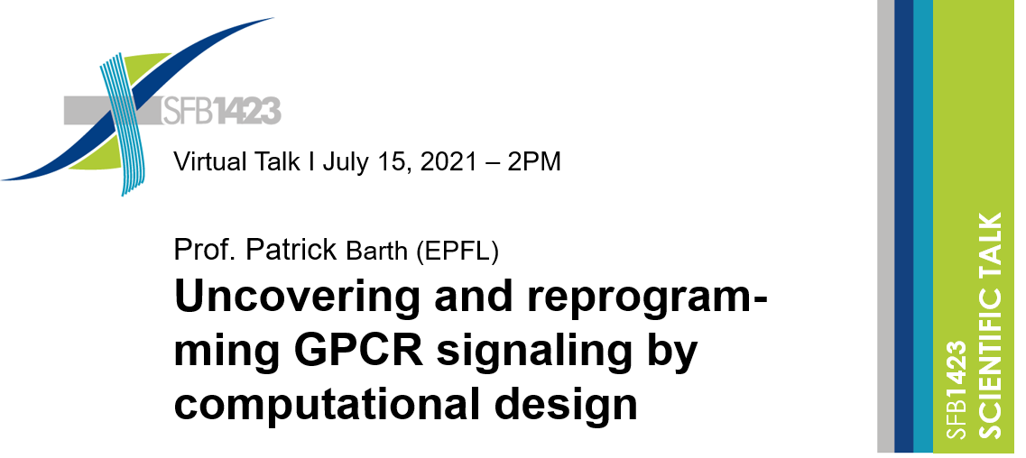 You are currently viewing Scientific Talk – Uncovering and reprogramming GPCR signaling by computational design