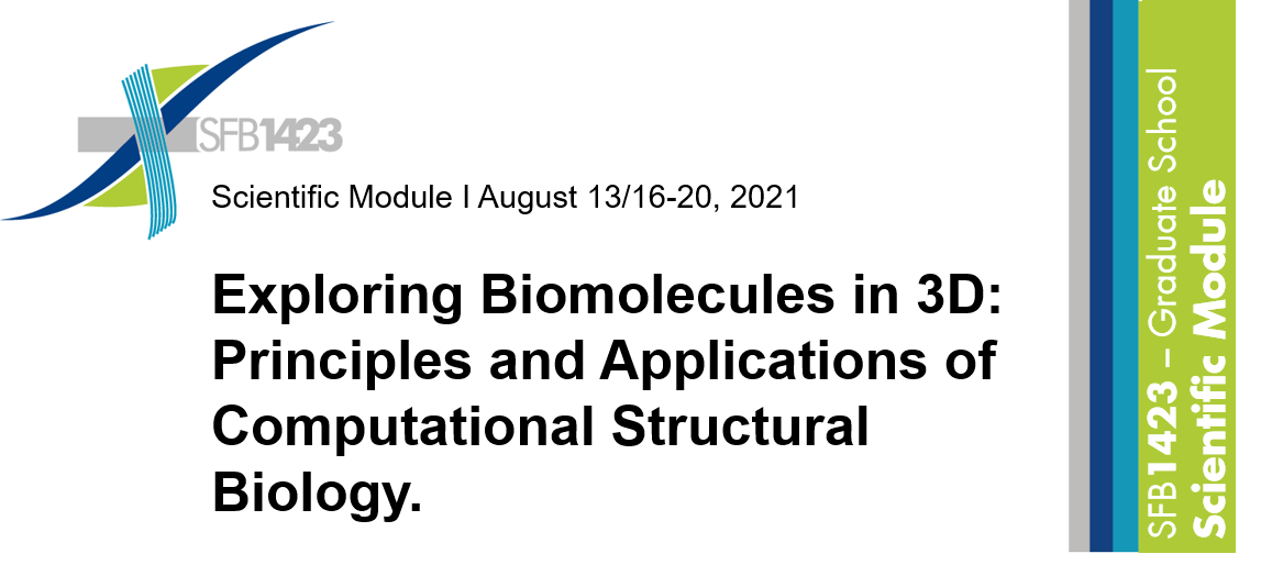 You are currently viewing Scientific Module – Exploring Biomolecules in 3D